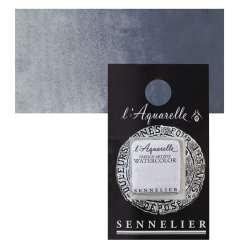 Sennelier - Sennelier Artist Tam Tablet Sulu Boya S1 No:707 Light Grey