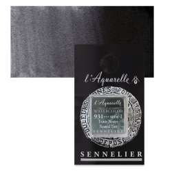 Sennelier - Sennelier Artist Tam Tablet Sulu Boya S1 931 Neutral Tint