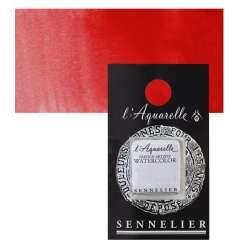 Sennelier - Sennelier Artist Tam Tablet Sulu Boya S2 636 Sennelier Red