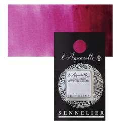 Sennelier - Sennelier Artist Tam Tablet Sulu Boya S3 671 Helios Purple