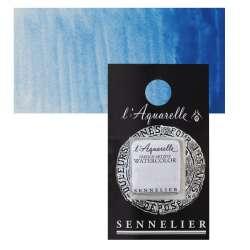 Sennelier - Sennelier Artist Tam Tablet Sulu Boya S4 305 Cerulean Blue Red S.