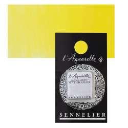 Sennelier - Sennelier Artist Tam Tablet Sulu Boya S4 529 Cadmium Yellow Light