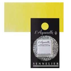 Sennelier - Sennelier Artist Tam Tablet Sulu Boya S4 535 Cadmium Yellow Lemon