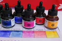 Sennelier - Sennelier Ink Çizim Mürekkebi 30 ml (1)