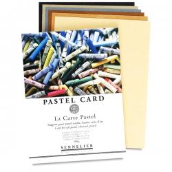 Sennelier - Sennelier Pastel Card Pastel Kağıdı