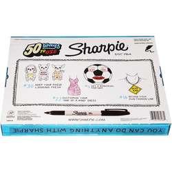 Sharpie - Sharpie Fine Point Marker Kalem 10+2 Set (1)