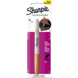 Sharpie - Sharpie Metalik Marker Kalem Bronze