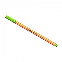 Stabilo - Stabilo Point 88 İnce Keçe Uçlu Kalem-Apple Green