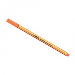 Stabilo - Stabilo Point 88 İnce Keçe Uçlu Kalem-Neon Orange