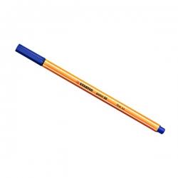 Stabilo - Stabilo Point 88 İnce Keçe Uçlu Kalem-Night Blue