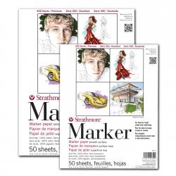 Strathmore - Strathmore Marker Paper 50 Yaprak 50gr 500 Series