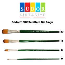 Südor - Südor 1168K Seri Kedi Dili Fırça