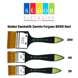 Südor - Südor Seri 8055 Zemin Fırçası