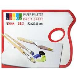 Anka Art - Südor Kağıt Palet 23x30.5 cm 36 adet B545