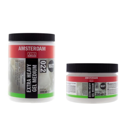 Talens - Talens Amsterdam Extra Heavy Gel Medium Matt 022