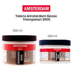 Amsterdam - Talens Amsterdam Gesso Transparan 3000