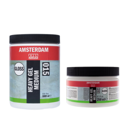 Talens - Talens Amsterdam Heavy Gel Medium Glossy 015