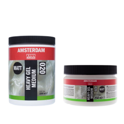 Talens - Talens Amsterdam Heavy Gel Medium Matt 020