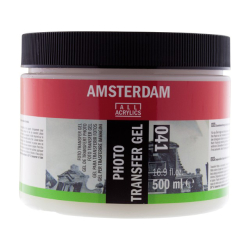 Talens - Talens Amsterdam Photo Transfer Gel 041 500ml