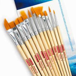 Art Creation - Talens Art Creation Filament Fırça Seti 12li 9099141M (1)