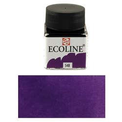 Talens - Talens Ecoline 30ml Blue Violet No:548