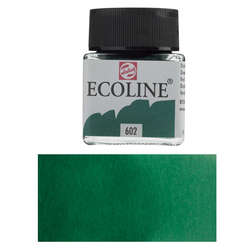 Talens - Talens Ecoline 30ml Deep Green No:602