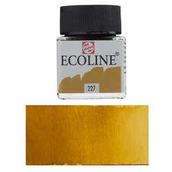 Talens - Talens Ecoline 30ml Yellow Ochre No:227
