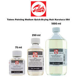 Talens - Talens Painting Medium Quick-Drying Hızlı Kurutucu 084