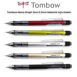 Tombow - Tombow Mono Graph Zero 0.3mm Mekanik Uçlu Kalem