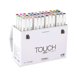 Touch - Touch Twin Brush Marker 48li