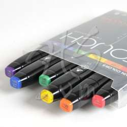 Touch - Touch Twin Marker Kalem 6lı Set Main Colors (1)