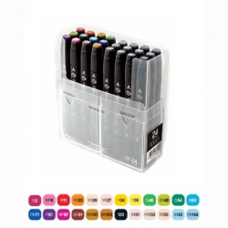Touch - Touch Twin Marker Kalem 24lü Set