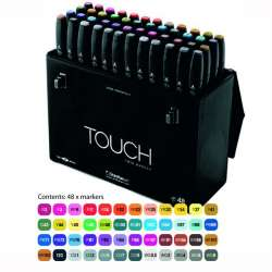 Touch - Touch Twin Marker Kalem 48li Set