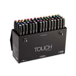 Touch - Touch Twin Marker Kalem 60lı Set B