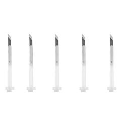 Transotype - Transotype Basmalı Maket Bıçağı Yedek Uç-5 Adet