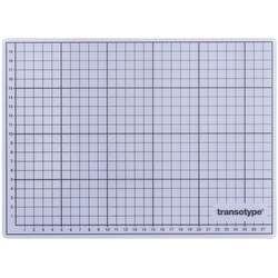 Transotype - Transotype Kesme Matı Şeffaf A4 21 x 29,7 cm