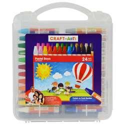 Umix - Umix Crafts & Arts Pastel Boya 24lü