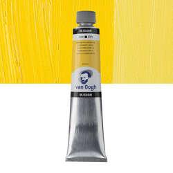 Van Gogh - Van Gogh Yağlı Boya 200ml Seri:2 No:271 Cadmium Yellow M