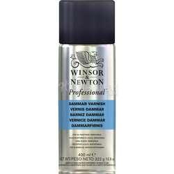 Winsor & Newton - Winsor&Newton Dammar Gloss Varnish Parlak Damar Vernik 400ml