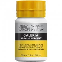 Galeria - Winsor&Newton Winsor&Newton Galeria Acrylic Mediums Heavy Carvable Modelling Paste 250 ml