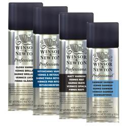 Winsor & Newton - Winsor&Newton Sprey Vernik 400 ml