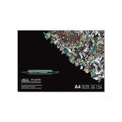 Winsor&Newton - Winsor&Newton Bleedproof Marker Paper Pad 75g 50 Yaprak A4