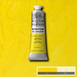 Winsor&Newton - Winsor&Newton Winton Yağlı Boya 37ml 346 Lemon Yellow Hue