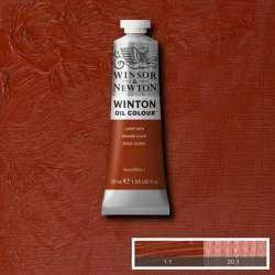 Winsor&Newton - Winsor&Newton Winton Yağlı Boya 37ml 362 Light Red