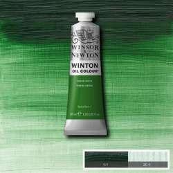 Winsor&Newton - Winsor&Newton Winton Yağlı Boya 37ml 637 Terre Verte
