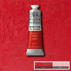 Winsor&Newton - Winsor&Newton Winton Yağlı Boya 37ml 682 Vermilion Hue