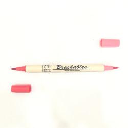 Zig - Zig Brushables 2 Renk Tonu Fırça Uçlu Marker Kalem