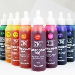 Zig - Zig Kurecolor Refill Ink Mürekkep 25ml