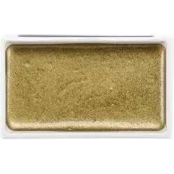 Zig - Zig Kuretake Gansai Tambi Sulu Boya 090 Metallic Gold