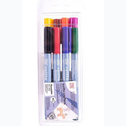 Zig - Zig Suitto Crafters Permanent Brush Medium 8 Renk 1mm SC-100